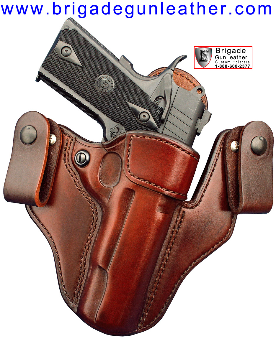 Brigade Holsters- M-11 Ultimate Concealed Carry IWB Gun Holsters