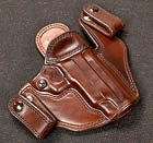 Sig Sauer Custom Leather Gun Holsters for concealed carry inside waistband