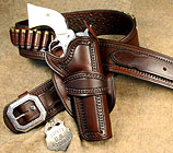 Shop for Western Gun Holsters and western gun rigs plus gun belts
