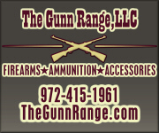 The gun range gun store, firearms, ammo and more.